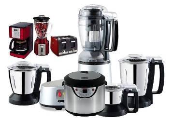 001 rice cooker, blender, juicer