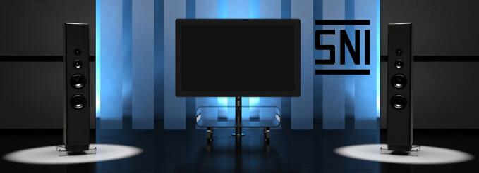 sni audio video pesawat televisi
